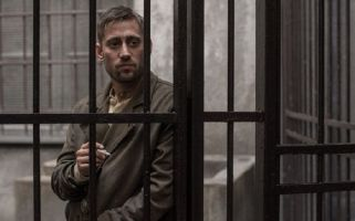 Michael Socha stars alongside Charlie Hunnam and Rami Malek in this adaptation of Papillon