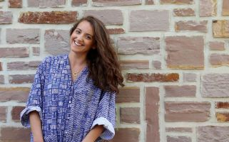 Madeline Petrow is the co-founder of MAMOQ, a retailer committed to stocking ethically conscious brands.