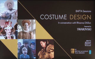 Hear from the costume designers behind Bohemian Rhapsody, The Favourite, Mary Poppins Returns and Mary Queen of Scots.