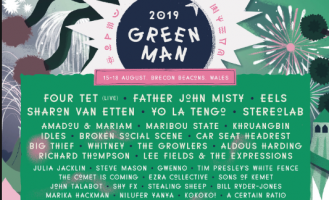 Green Man adds its second wave of acts to the 2019 line-up.