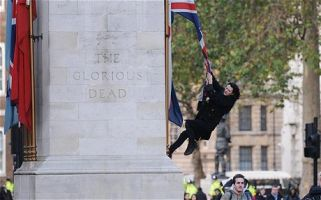 Jessica Fuhl looks at why Judge Price should not have sentenced son of Pink Floyd guitarist Charlie Gilmour for 16 months, after he was pictured swinging from the Cenotaph last year during the demonstrations last year.