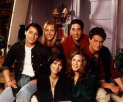 When the last series of friends was aired in 2004 many disappointed fans mourned its death...