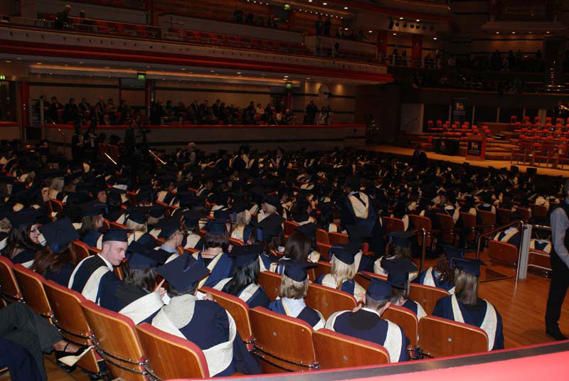 Universities accused of turning their back on graduands over unpaid debt